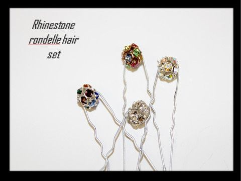 Tmx 1389641900428 Rondelle Hair Pin Elmsford wedding jewelry