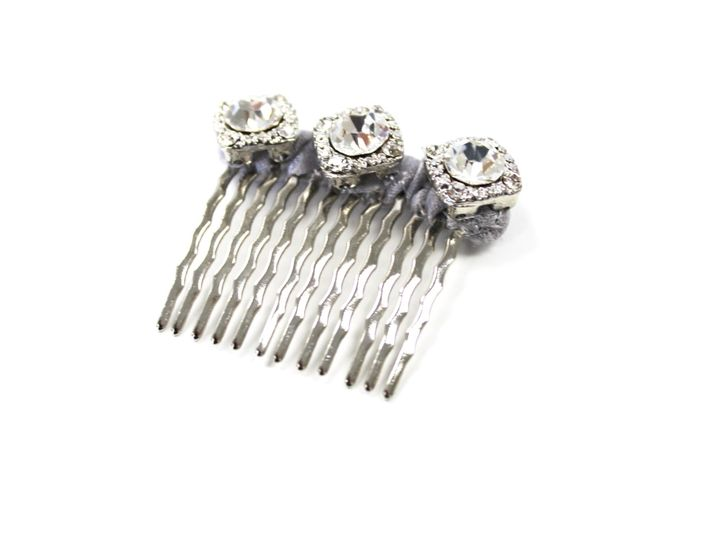 Tmx 1418400585881 Rhinestone Haircomb Elmsford wedding jewelry