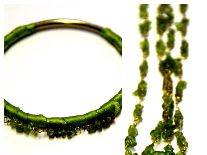 Tmx 1418400789543 Peridot Chip Set Elmsford wedding jewelry