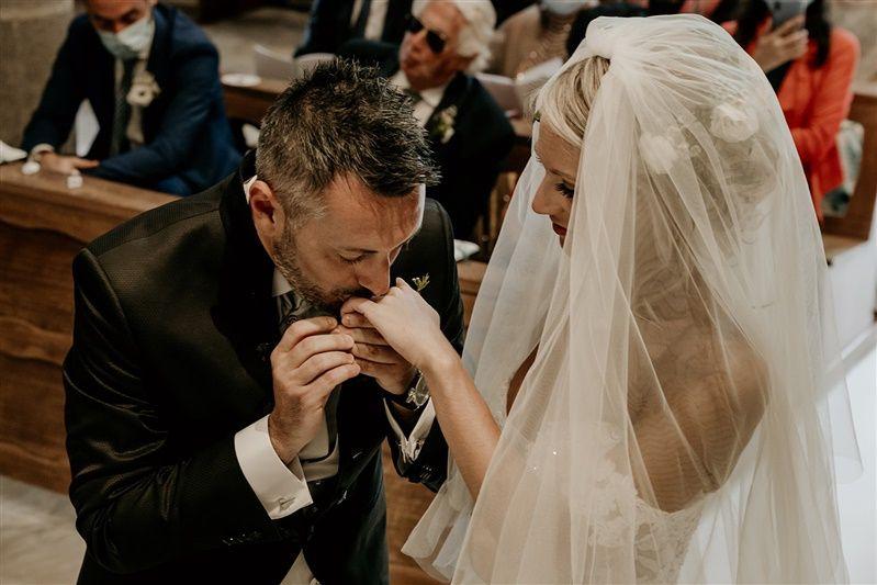 Religious wedding @incanto