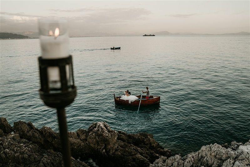 Boat shooting @incanto