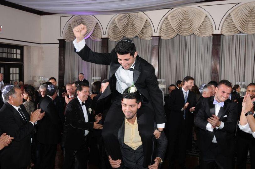 Celebrating in style