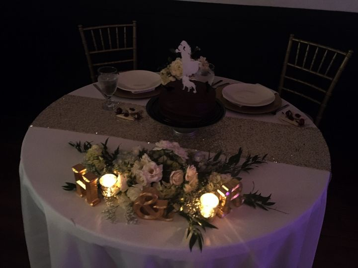 Tmx 1446831080410 Sweetheart Table Naperville, IL wedding planner