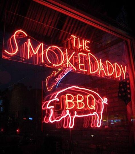 The Smoke Daddy BBQ