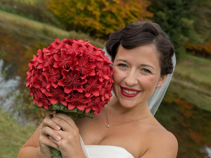 Tmx 1453436681495 Photo 1 Jennifer Perellie Makeup Photocredit Geoff Burlington, VT wedding beauty