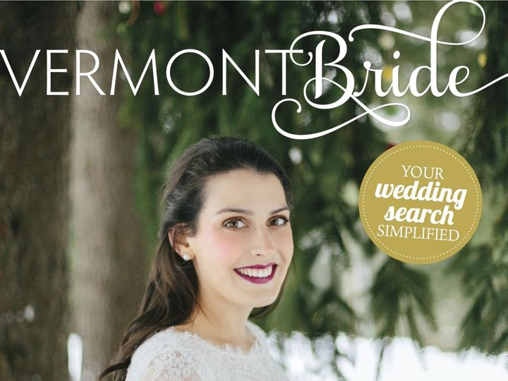 Tmx 1454180617339 Lookbookcovermid Winter 2014vermont Bride Burlington, VT wedding beauty