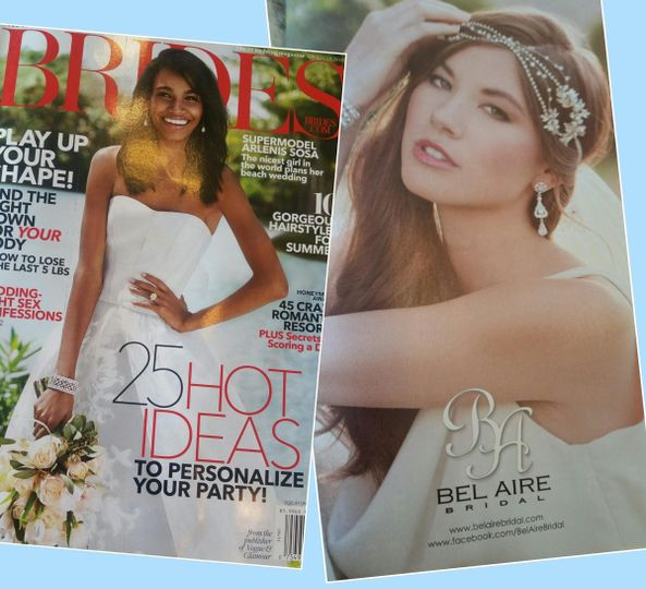 belaire bridal shoot in brides magcrop