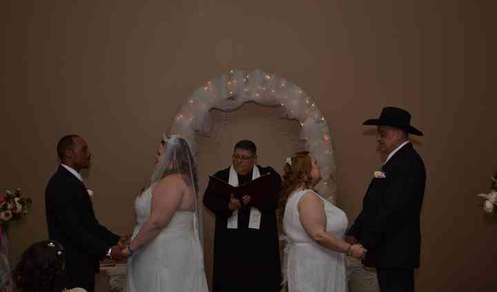 Love Wins Wedding Officiant