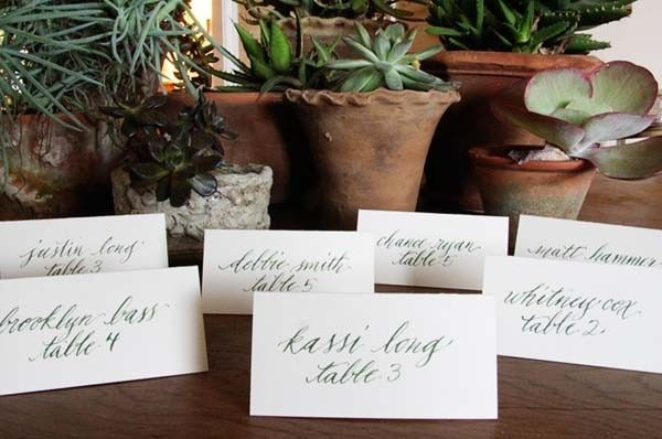 Tmx 1425019752952 Wedding Calligraphy Place Cards   The Knot Dallas wedding invitation