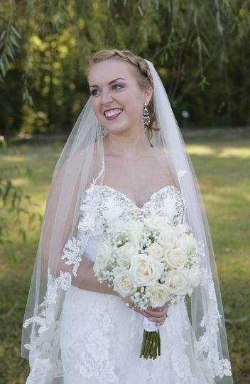 Stunning Bride in MO