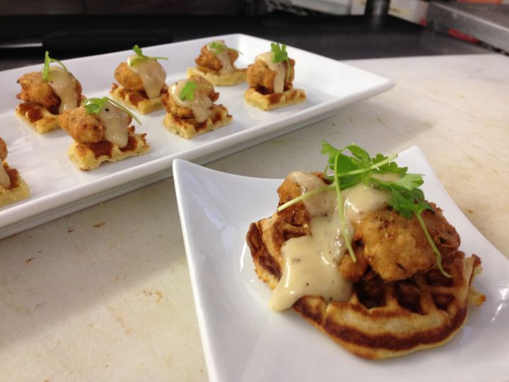 Tmx 1434483776122 Chicken  Waffles Woburn, MA wedding catering