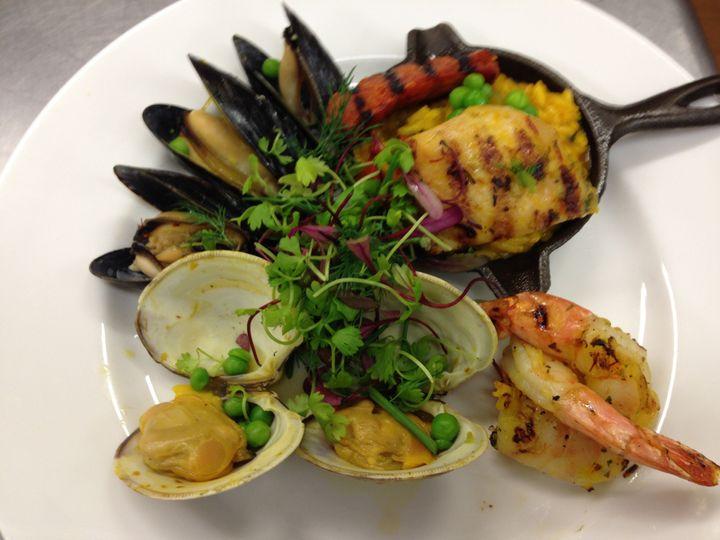 Tmx 1434485412063 Seafood Plate Woburn, MA wedding catering