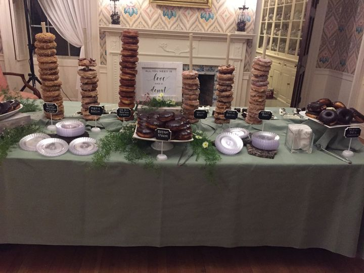 Tmx 1503081854491 Donut Bar 4 Woburn, MA wedding catering