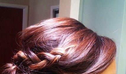 Elegant Brides Hair and Makeup