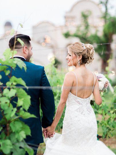 Disney wedding at Morais Vineyards