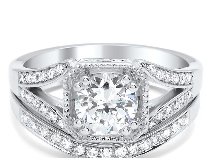 Tmx 1456934596652 R1558dwb 2 Allentown wedding jewelry