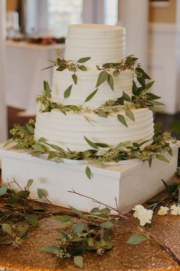 Decor + Cake details