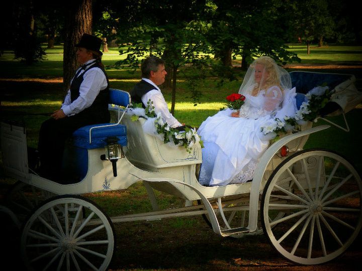 Tmx 1383154574615 Carriage Sapulpa wedding transportation