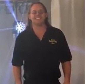 bob at wedding