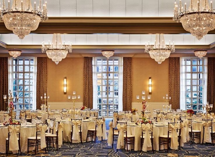 JW Marriott New Orleans Venue New Orleans LA WeddingWire