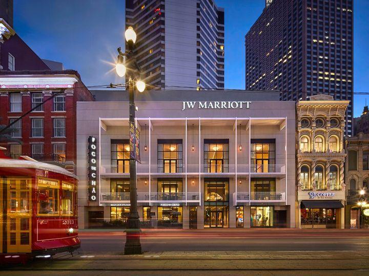 Tmx 1487284199898 Jwmsyjwfrontexterior0235nocars New Orleans, LA wedding venue