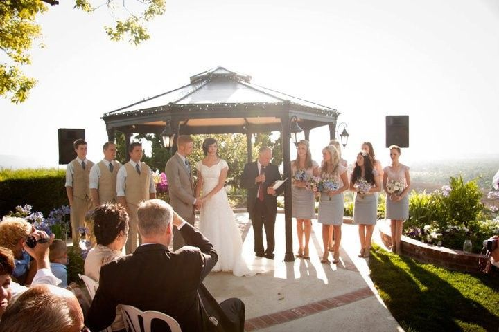 We have sound systems that are perfect for ceremonies