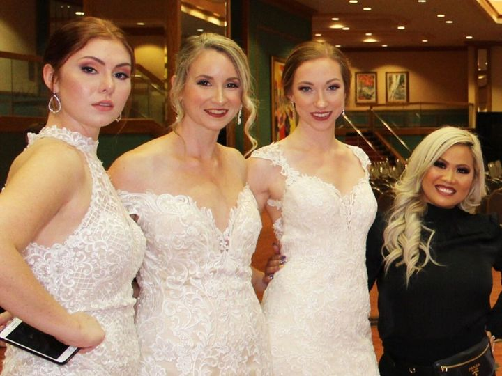 Tmx Bridalshow 51 1473057 158838411725400 Clarence Center, NY wedding beauty