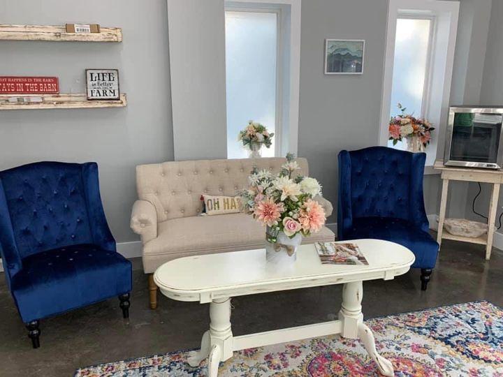 Bride Room decor
