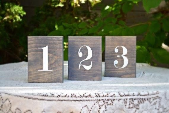 Tmx 1447778695593 Walnut Table Number Saratoga Springs, NY wedding rental