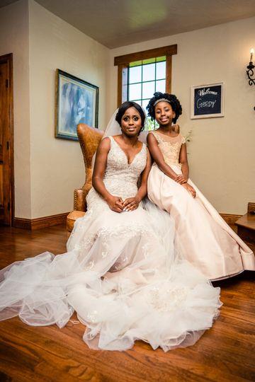Wedding in Denton