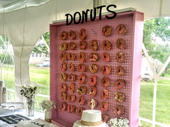 Tmx Donut Wall 51 1024057 Phillipsburg, NJ wedding catering