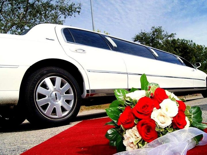 Tmx 1470350695442 Wedding Lincoln White Fort Myers wedding transportation