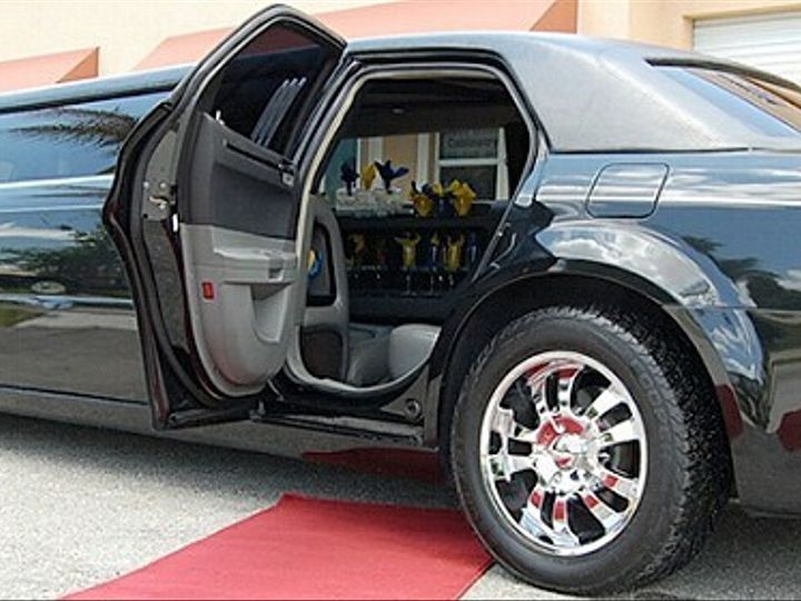 Tmx 1472052466410 Chrysler Black Fort Myers wedding transportation