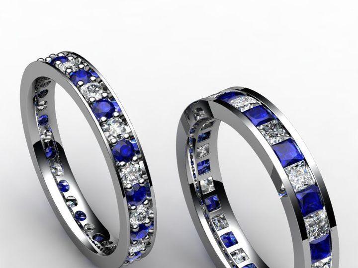 Tmx 1523894088 Ecbab36e7d5d5c42 1523894088 2d6e0741cbfde777 1523894087281 3 AG BAnds Pittsburgh, Pennsylvania wedding jewelry