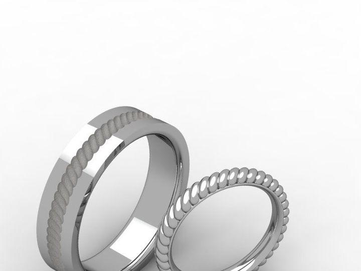 Tmx 1523894089 6419adf09088445c 1523894088 Dc25fb4e716945dd 1523894087285 6 Dafna Bands Pittsburgh, Pennsylvania wedding jewelry