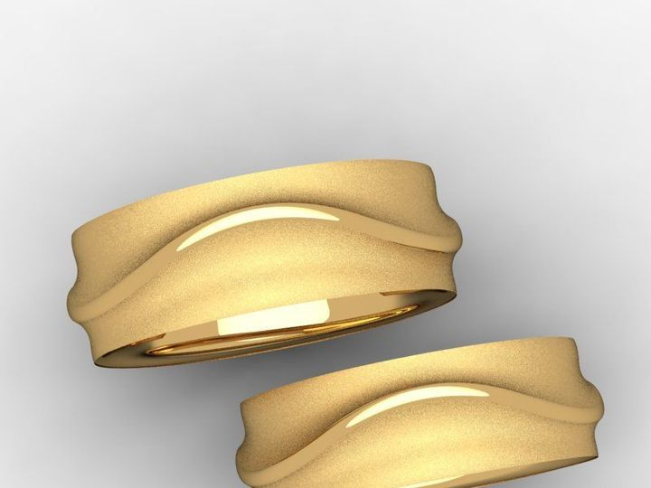 Tmx 1523894089 8049601a1b700a6d 1523894088 8d0966ae12acad10 1523894087284 5 Curve Band Concept Pittsburgh, Pennsylvania wedding jewelry