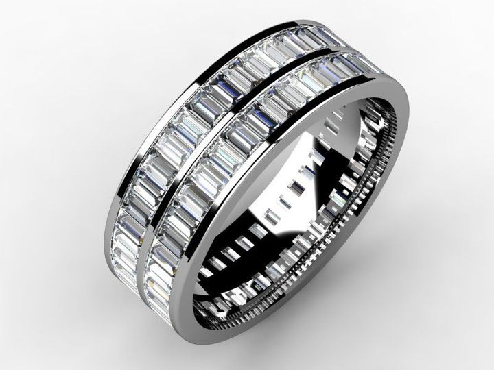 Tmx 1523894089 F6db49b8e8b9ed32 1523894088 4df0d307a32bff48 1523894087279 2 5 6CTbag2row Pittsburgh, Pennsylvania wedding jewelry