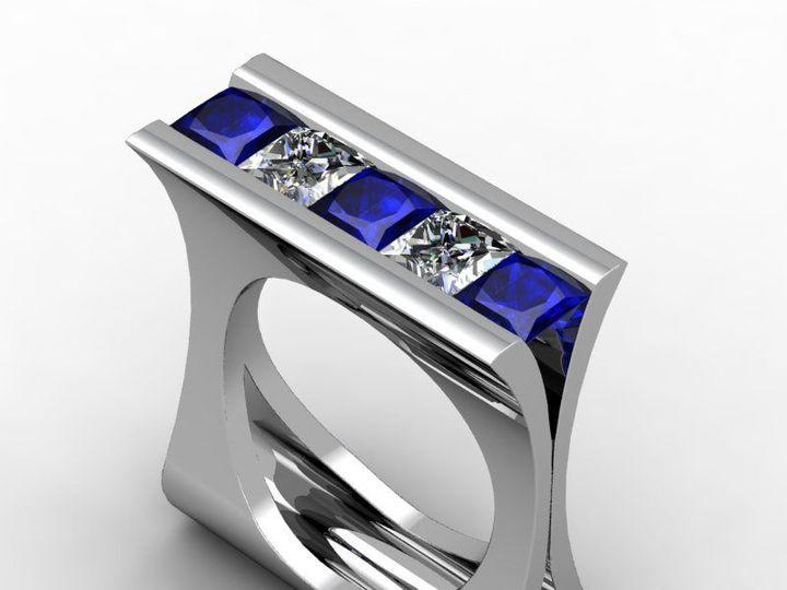Tmx 1523894207 80c2c4290f59b768 1523894206 116f79f971298831 1523894205248 10 Fold Ring1 Pittsburgh, Pennsylvania wedding jewelry