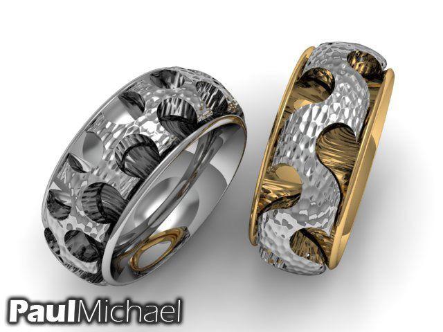 Tmx 1523894210 5f9388d0d30d25d1 1523894209 5209d80883e560bc 1523894205264 25 Tribalspinrings C Pittsburgh, Pennsylvania wedding jewelry