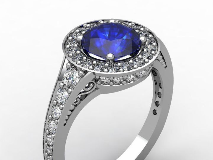 Tmx 1523894572 51605b3ce59813b3 1523894571 Dbcb92ddf62b3192 1523894567158 12 SaphCluster Pittsburgh, Pennsylvania wedding jewelry