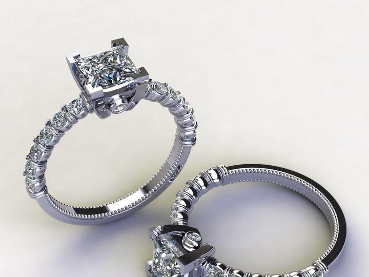 Tmx 1523894679 0f26d0cf38327f77 1523894679 9152d52adebe3f37 1523894678714 14 Mock Princess Pittsburgh, Pennsylvania wedding jewelry