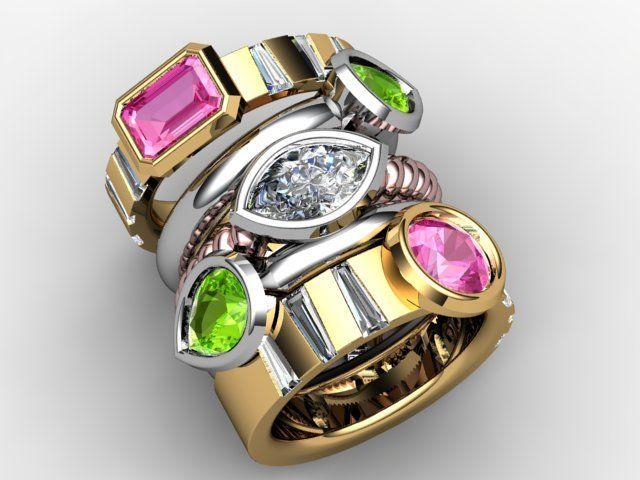 Tmx 1523894996 Dabc9f2d4636b737 1523894994 0ae9b7e79c2f0273 1523894989336 32 Karen New Stack Pittsburgh, Pennsylvania wedding jewelry