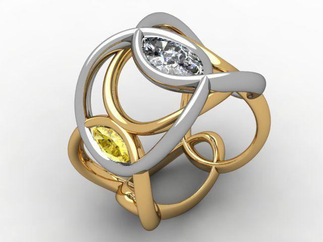 Tmx 1523894997 D5f77062730edea1 1523894996 364c5c73c877116a 1523894989341 36 LoopyMarq2tone Pittsburgh, Pennsylvania wedding jewelry