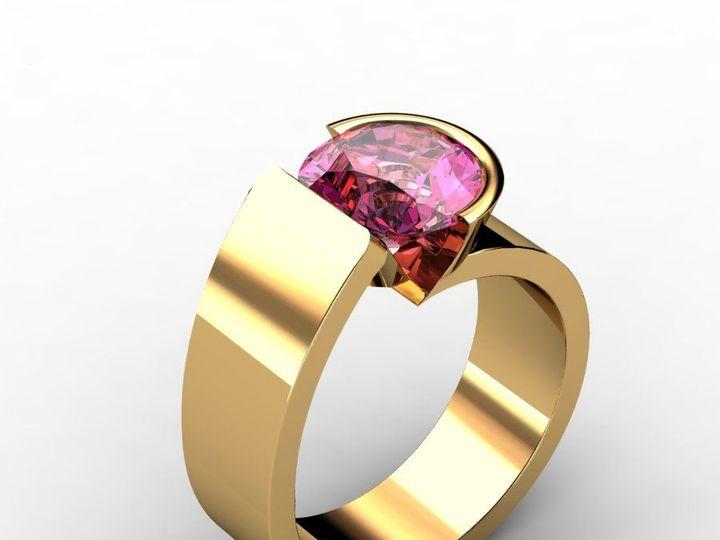 Tmx 1523894998 8cfb09ca8d830d46 1523894997 8c656c1af707c18b 1523894989343 38 PinkSol Pittsburgh, Pennsylvania wedding jewelry