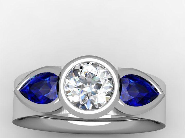 Tmx 1523894998 B08ecbdbdff046e0 1523894997 20d93477fc6aea82 1523894989348 42 Ryanring2 Pittsburgh, Pennsylvania wedding jewelry