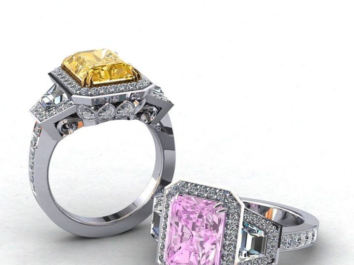 Tmx 1523894998 B5e9bfe3f9f7f738 1523894997 9132b80bebd2d58b 1523894989345 39 PMD Luxe2 Pittsburgh, Pennsylvania wedding jewelry