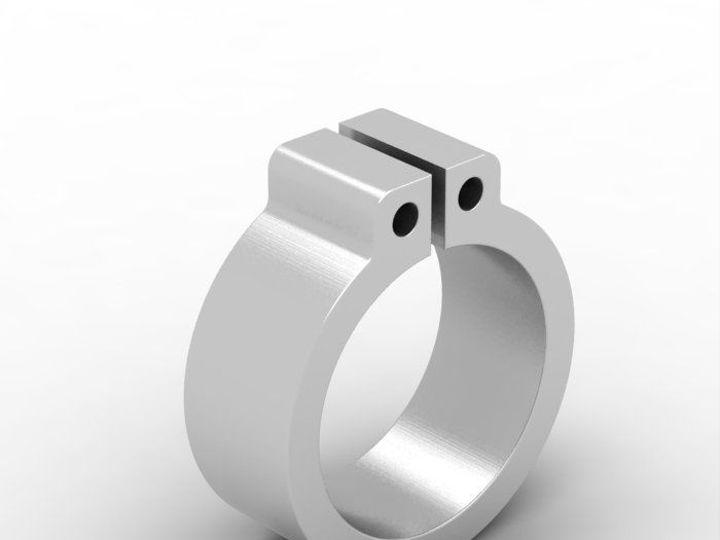 Tmx 1523895000 15cd88f241014642 1523894998 0a913e339a327c15 1523894989352 45 Split Ring Pittsburgh, Pennsylvania wedding jewelry