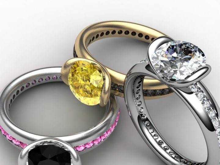 Tmx 1523895000 B1ed3e755f81a0b9 1523894998 Da707b028fbe818e 1523894989351 44 Sol Collection Pittsburgh, Pennsylvania wedding jewelry