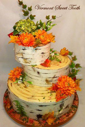 Tmx 1351529424188 Promotionpostcardfall Stowe, VT wedding cake