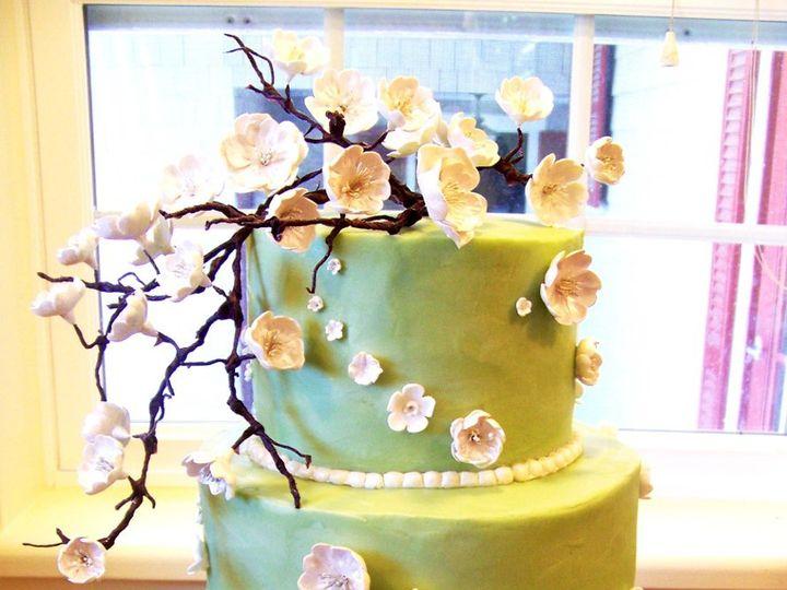 Tmx 1351530527226 Cherryblossomcake Stowe, VT wedding cake